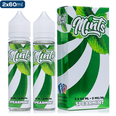 MINTS by Verdict Vapors - Spearmint eJuice Verdict Vapors-MINTS