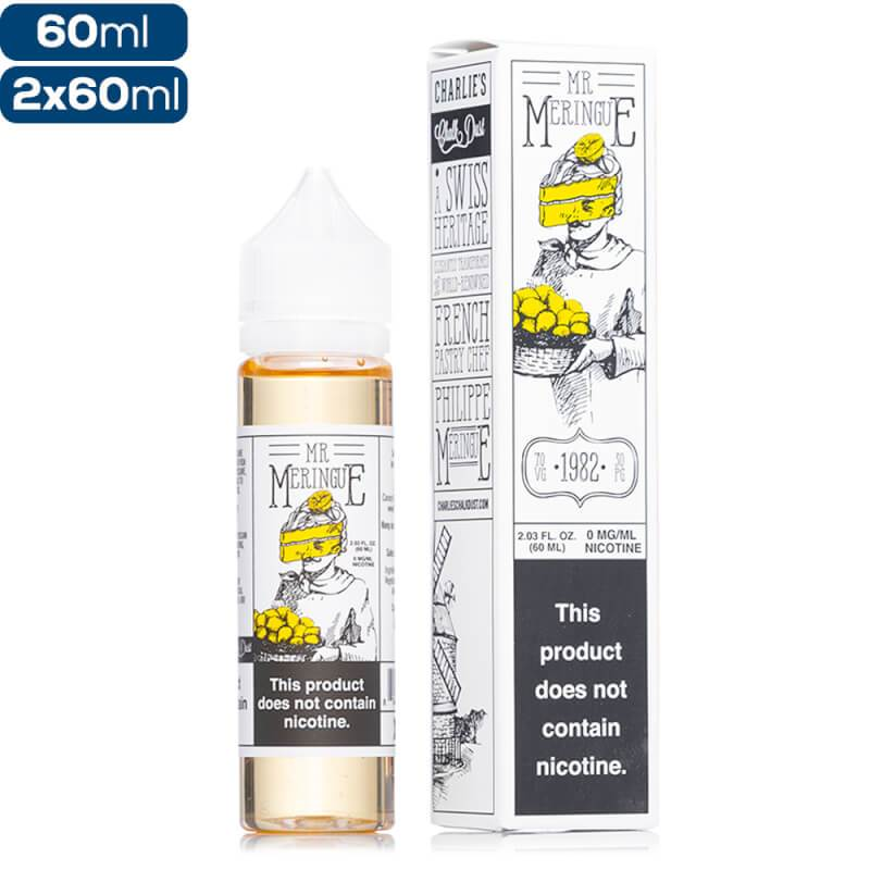 Meringue & The Family - Mr. Meringue eJuice Meringue Family