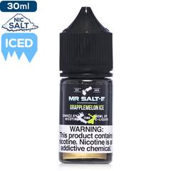 Mr. Salt-E Grapplemelon ice Nicotine Salt Vape Juice | eJuice Direct