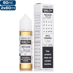 Charlie's Chalk Dust - Mustache Milk - buy-ejuice-direct