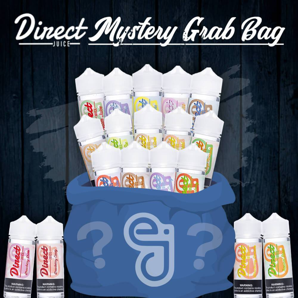 Direct Juice Mystery Grab Bag - buy-ejuice-direct