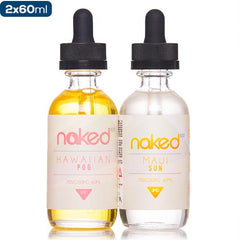 Naked 100 Hawaiian Citrus 2-Pack - buy-ejuice-direct
