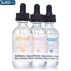 Naked 100 Fresh 3-Pack - buy-ejuice-direct