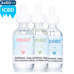 Naked 100 Menthol 3-Pack - buy-ejuice-direct