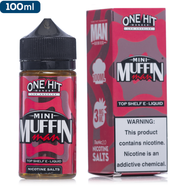 One Hit Wonder - Mini Muffin Man - buy-ejuice-direct