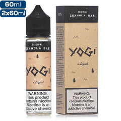 Yogi - Original Granola Bar ejuice Yogi eLiquid