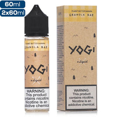 Yogi - Peanut Butter Banana Granola Bar ejuice Yogi eLiquid