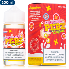 Pebz Original Pebz Premium Vape Juice eJuice Direct