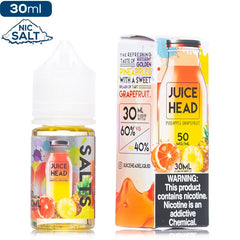Juice Head Salt - Pineapple Grapefruit Nic Salt eJuice Juice Head Salt