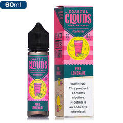 Coastal Clouds Oceanside - Pink Lemonade - buy-ejuice-direct