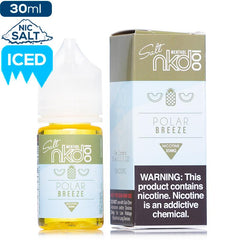NKD100 Salt - Polar Breeze (Formerly Frost Bite) - buy-ejuice-direct