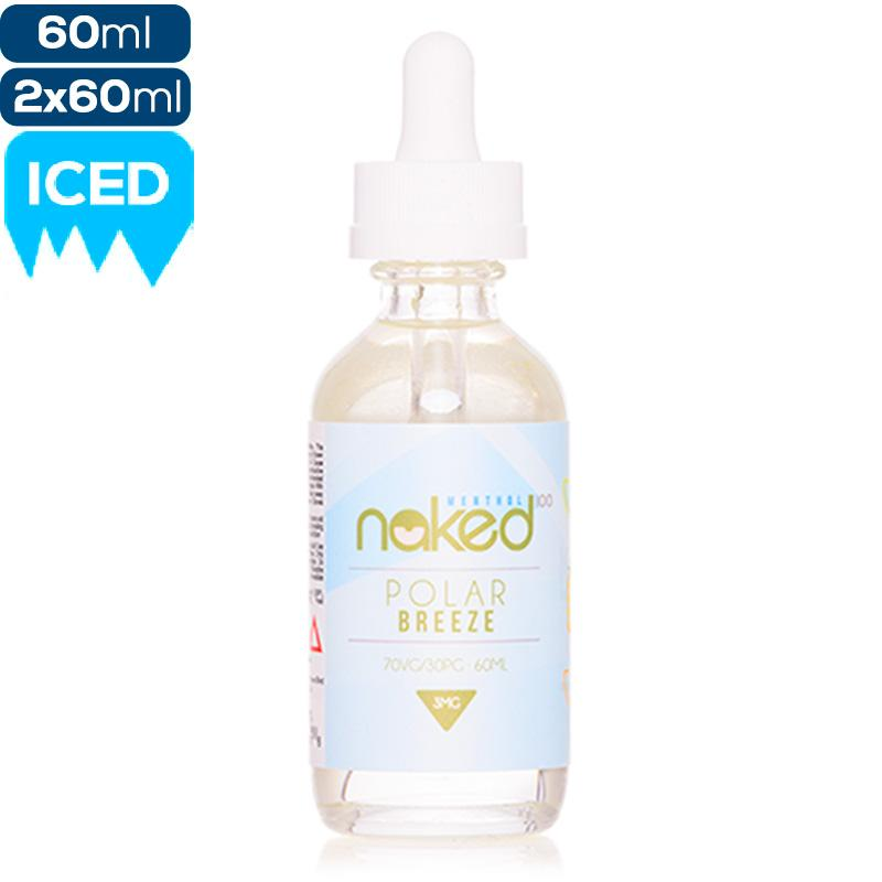 Naked 100 Menthol - Polar Breeze (Formerly Frost Bite) - buy-ejuice-direct
