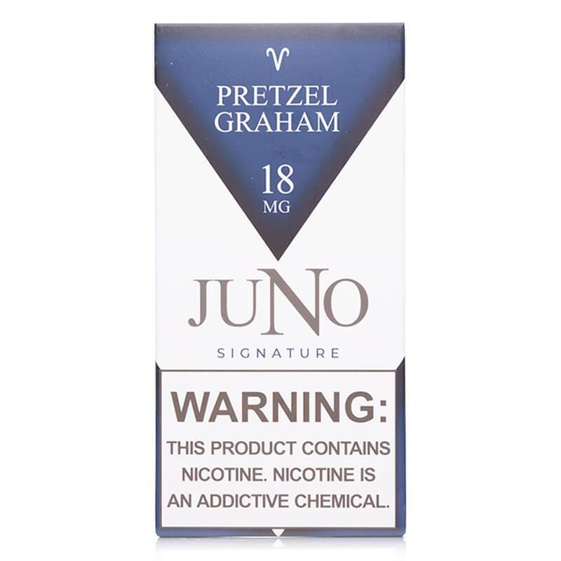 Juno - Pretzel and Graham Cracker Pods - buy-ejuice-direct