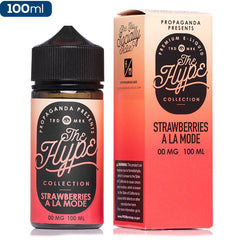 The Hype Collection - Strawberries A La Mode