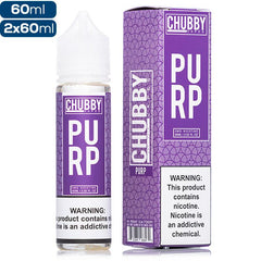 Chubby Bubble - Bubble Purp - buy-ejuice-direct