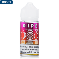 Ripe Collection by Vape 100 Peachy Mango Pineapple Premium Vape Juice eJuice Direct