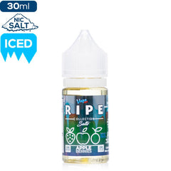 Ripe Collection Salts on Ice by Vape 100 - Apple Berries Nic Salt eJuice Vape 100-Ripe Collection on Ice