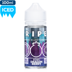 Ripe Collection on Ice by Vape 100 Kiwi Dragon Berry Premium Vape Juice eJuice Direct
