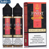 The Finest Signature Edition - Russian Cream - buy-ejuice-direct