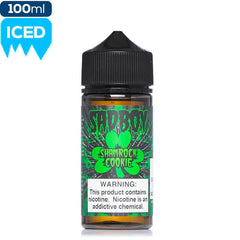 Sadboy E-Liquid - ShamRock Cookie - buy-ejuice-direct