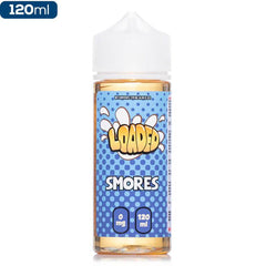 Loaded Smores Premium Vape Juice eJuice Direct