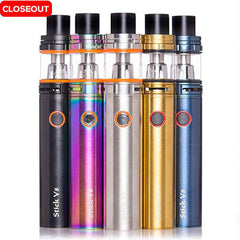 SMOK Stick V8 Kit eJuice Direct hardware