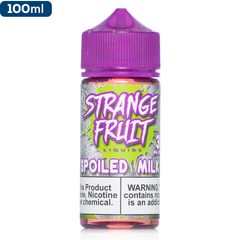 Strange Fruit by Puff Labs Spoiled Milk Vape Juice | EJD