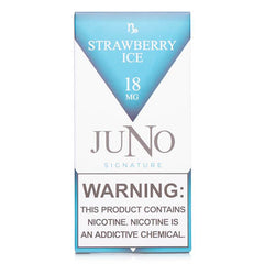 Juno - Strawberry Ice Pods - buy-ejuice-direct