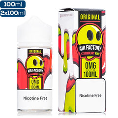 Air Factory Strawberry Kiwi Premium Vape Juice eJuice Direct