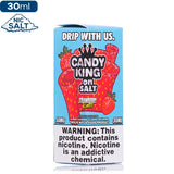 Candy King on Salt - Strawberry Rolls - buy-ejuice-direct