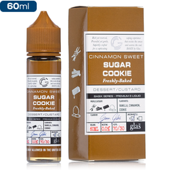 Basix by Glas Sugar Cookie E-Liquid | Vape eJuice | $14.99
