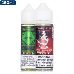 Transistor Strawberry 2 Pack - buy-ejuice-direct