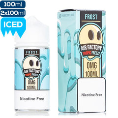 Air Factory Frost Tropical Freeze Premium Vape Juice eJuice Direct