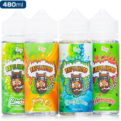 Vape Head 4-Pack Deal Premium Vape Juice | eJuice Direct