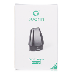 Suorin Vagon Replacement Cartridge 2-Pack Pod System Suorin