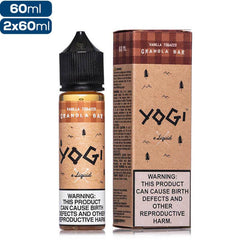 Yogi - Vanilla Tobacco Granola Bar - buy-ejuice-direct