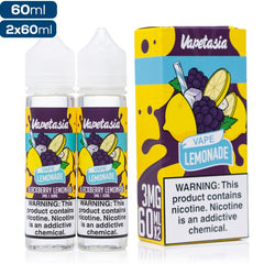 Vapetasia - Blackberry Lemonade eJuice Vapetasia-Lemonade