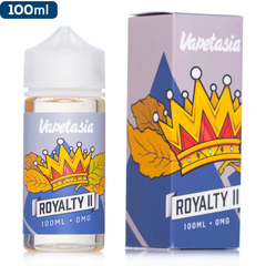Vapetasia Royalty II Premium Vape Juice eJuice Direct