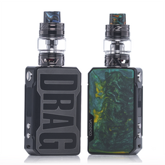 VooPoo - Drag Mini Vape Kit with UFORCE T2 Sub-Ohm Tank - buy-ejuice-direct