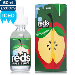 Reds Apple eJuice - Watermelon Iced