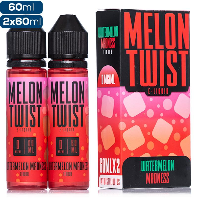Melon Twist E-Liquid - Watermelon Madness - buy-ejuice-direct