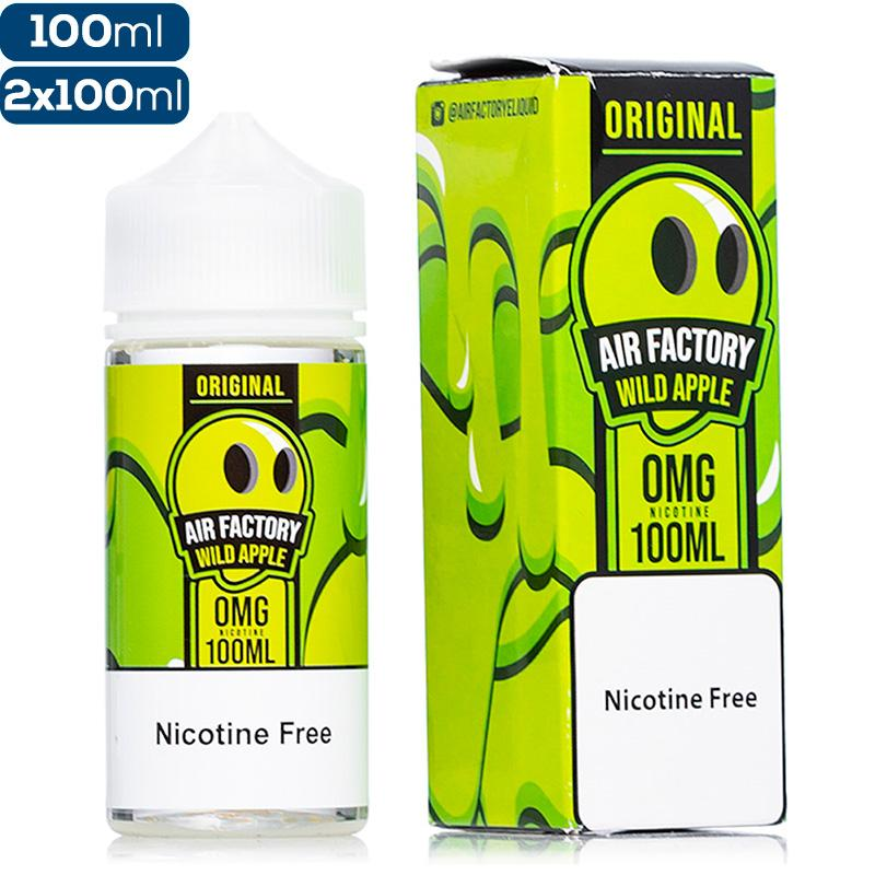 Air Factory Wild Apple Premium Vape Juice eJuice Direct