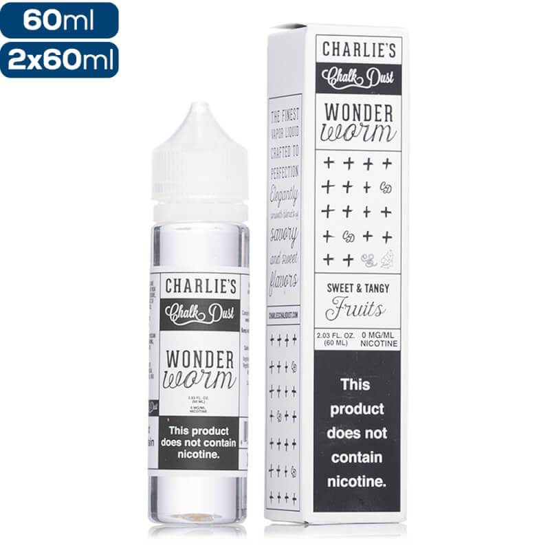 Charlie's Chalk Dust - Wonder Worm - buy-ejuice-direct