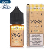 Yogi Salt - Lemon Granola Bar - buy-ejuice-direct