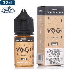 Yogi Salt - Original Granola Bar - buy-ejuice-direct