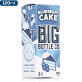 Big Bottle Co Blueberry Cake Premium E-Liquid | Vape eJuice