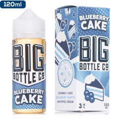 Big Bottle Co. - Blueberry Cake - buy-ejuice-direct