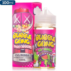 Bubble Gang OG Bubba 100ml Premium eLiquid eJuice Direct