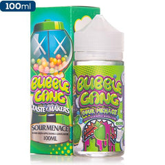 Bubble Gang Sour Menace 100ml Premium eLiquid eJuice Direct