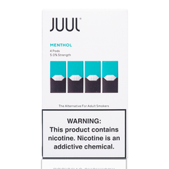 JUUL Menthol Pods 5% - buy-ejuice-direct